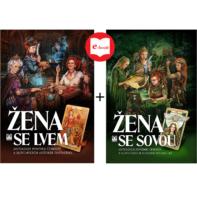 Zena-se-lvem_Zena-se-sovou_ebooky