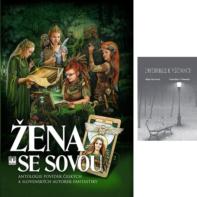 Zena se sovou_Instrukce k vecnosti