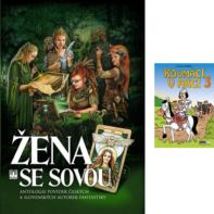 Zena se sovou_Koumaci v akci 3