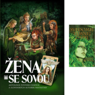 Zena se sovou_Svedomie-cernej-casti