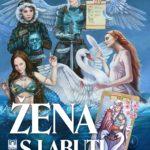 OBALKA_Zena s labuti